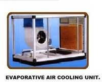 Evaporative Air Cooling Unit