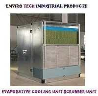 Evaporative Cooling Unit Scrubber