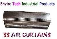 SS Air Curtain