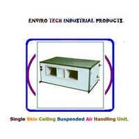 Single Skin Ceiling Suspended Air Handling Unit