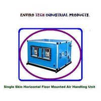 Single Skin Horizontal Floor Mounted Air Handling