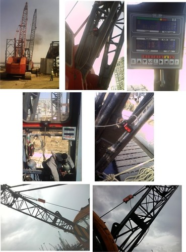 SLI systems for Rough Terrain cranes