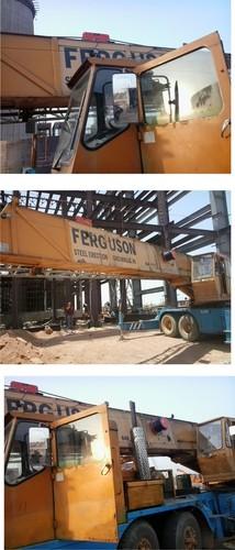 SLI for Boom Truck mounted cranes