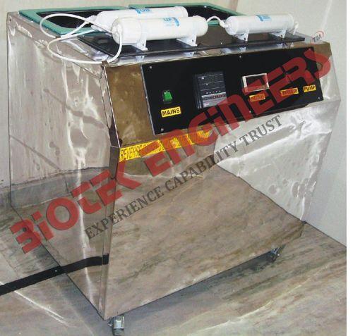 Reverse Osmasis Ultra Filteration Unit