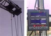 Safe load indicator for Hammer Head Cranes