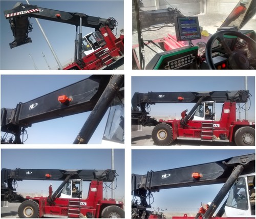 SLI for Reach Stacker Cranes