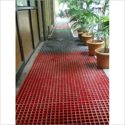 FRP Molded Walkway Grating