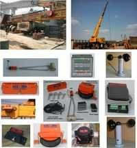 SLI systems for mobile cranes