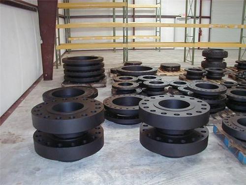 Carbon Steel F60 Flanges