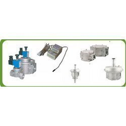 Natural oil gas solenoid valve