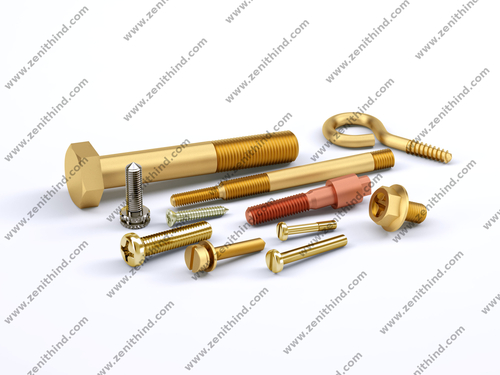 Brass & Copper Fasteners