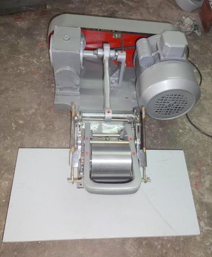 Semi Automatic Batch Code Printing Machine