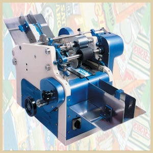 Automatic Batch Printing Machine (Only For Labels)
