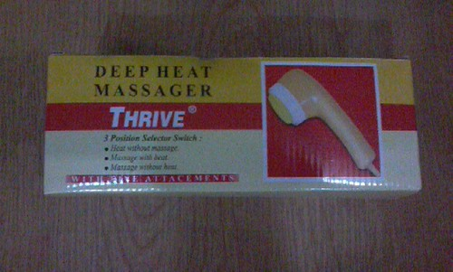Thrive Massager