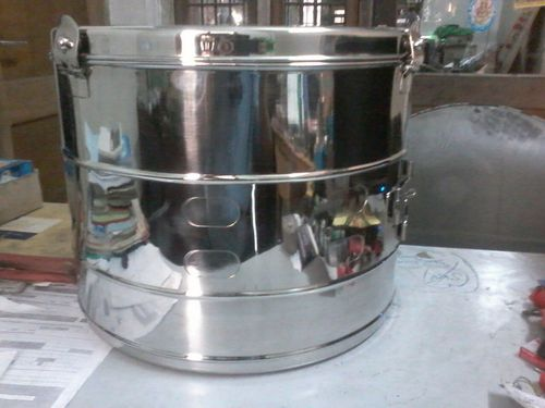 SS Dressing Drum