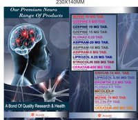 Neurology Medicines