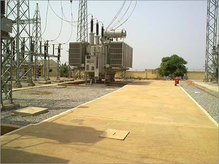 Basic Engg Services For Ehv Substation Projects