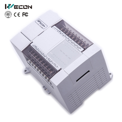 WECON PLC 26 IO LX3V-1412MR/T-A Programmable Logic Controller