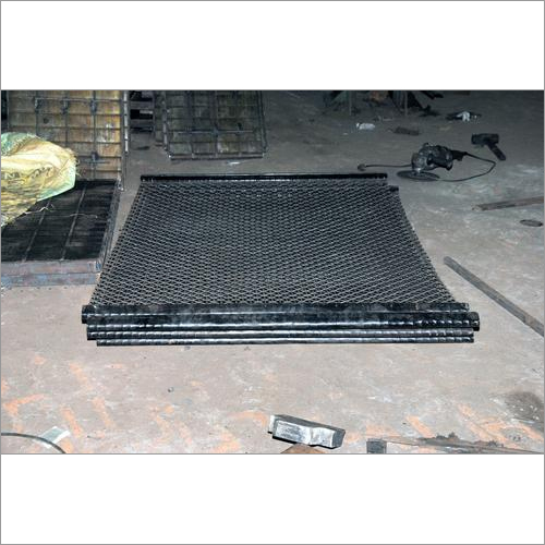 Wooven Wire Panel