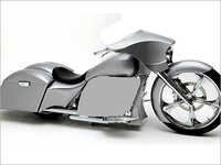 Rexnamo Electric Bagger Bike