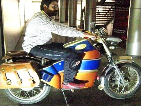 Super Cruiser Bike