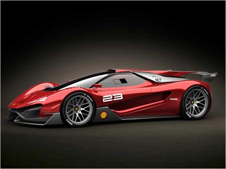 Rexnamo A1-GT-E-Supercar