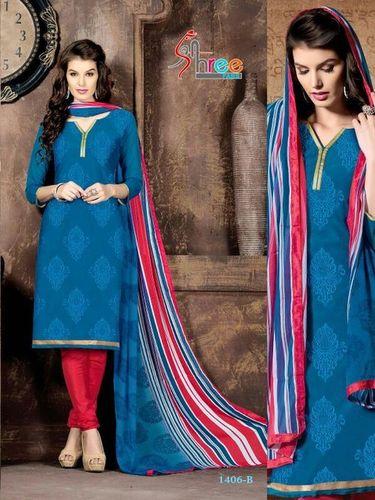 Low Range Cotton Salwar Kameez