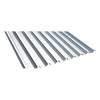 Bare Aluminium Roofing Sheets