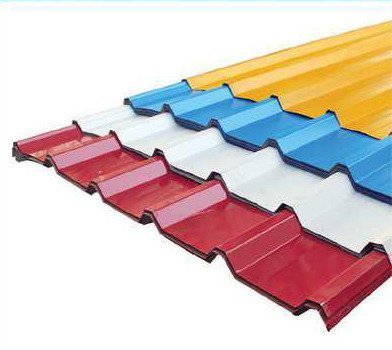 Pre Painted Aluminium Roofing Sheets