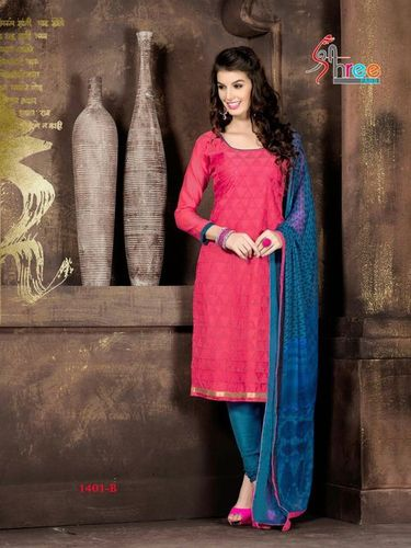 Low Range Cotton Salwar Kameez