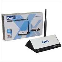 Wireless Broadband Router