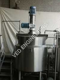 BLENDING TANKS