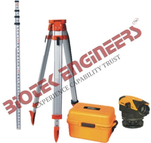 Automatic Level With PVC Box & Stand