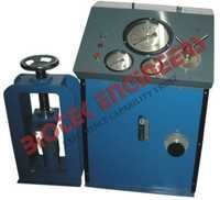 Compression Testing Machine Electrically