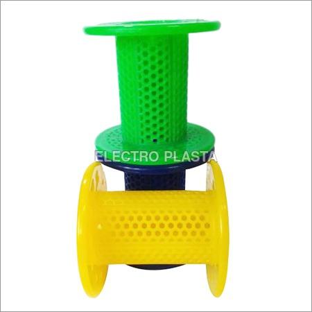 Green TFO Plastic Rolls