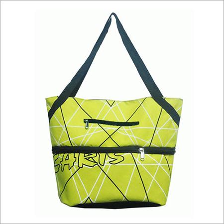 Caris Printed Shopping Bags