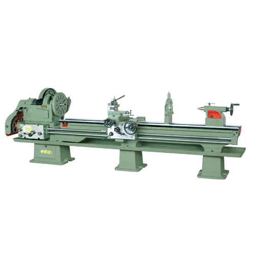 Extra Heavy Duty Belt Driven Lathe Machine