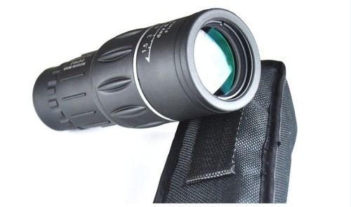 Digital Monocular With Dual Focus Zoom