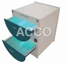 Corcyra Egg Sterilization Chamber