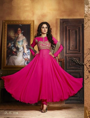 Exclusive Latest Heavy Designer Anarkali Suits