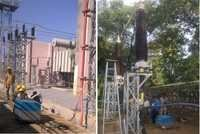 0.1 Hz VLF Testing of 220 KV Cable of DTL Delhi