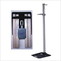 Folding Height Measuring Stand