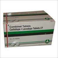Levodopa & Carbidopa Tablets