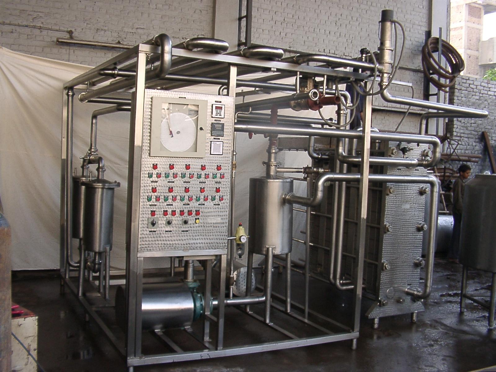Juice Pasteuriser