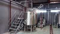 Sugar Syrup Storage Tank