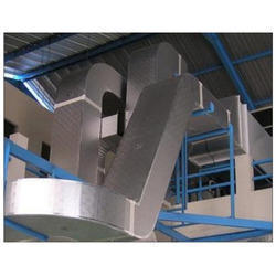 Air Conditioning Ducting System