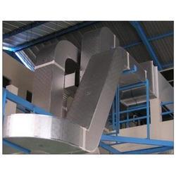 aluminum- ducting