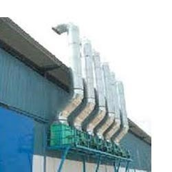 Pollution Control System Ducting