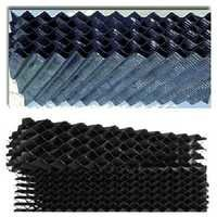 Black Honeycomb Pvc Fills