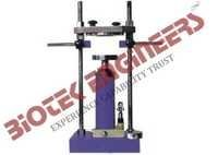 Extractor Frame Hydraulic Hand Operated